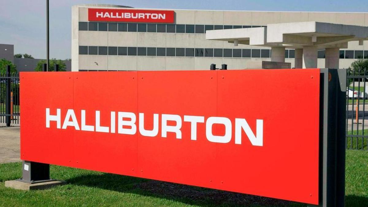 Halliburton Wave Analysis 9 December, 2020