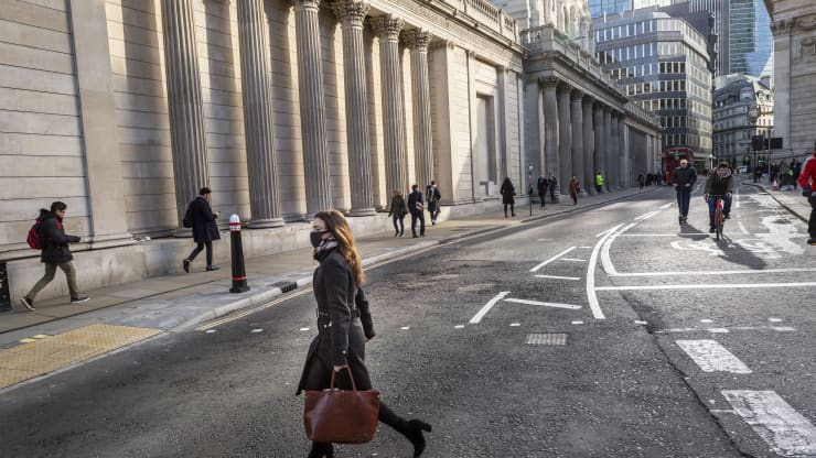 The Brexit deal leaves the future uncertain for financial services — here's what is at stake