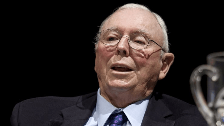 Charlie Munger doesn't know what's worse: Tesla at $1 trillion or bitcoin at $50,000